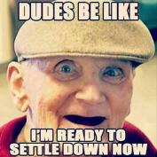 settling-down